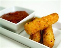 Fried Mozzarella Sticks