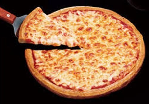 Cheese Only Pizza